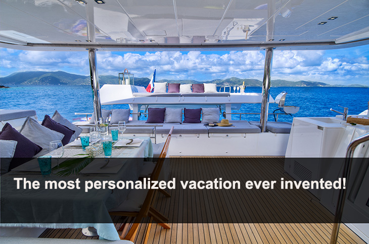 The most personalized vacation ever invented