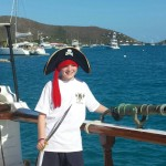 Take your kids on a real pirate adventure!
