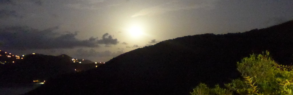 BVI full moon parties