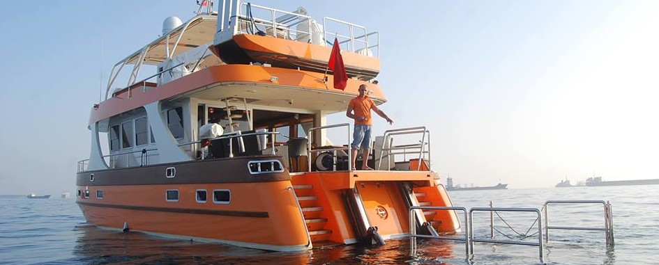Motor yacht WellAbled