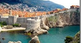 """Dubronik, """"Pearl of the Adriatic""""."""