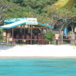 Make a B-line for the Newest BVI Beach Bar