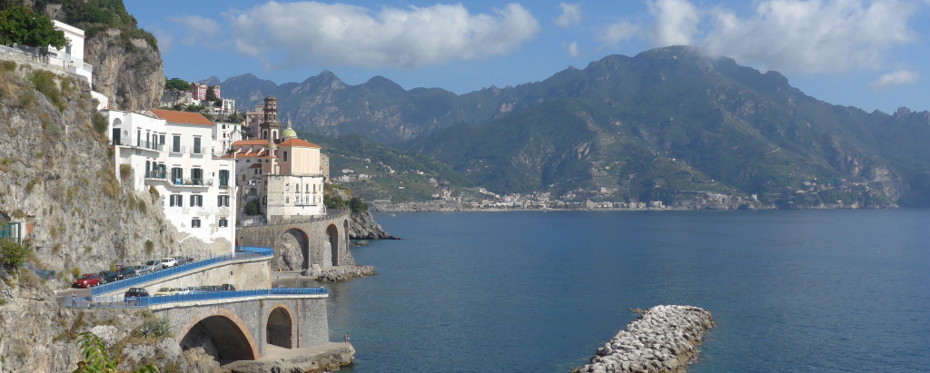 Explore the Amalfi coast