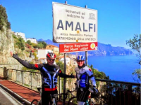Explore the Amalfi coast on a bike